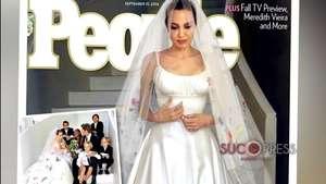 Primeras fotos de la boda secreta de Angelina Jolie y Brad Pitt Video: