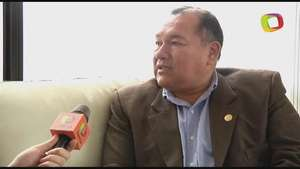 Antonio Mezarina en entrevista con Terra Video: