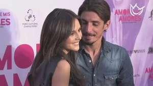 Zuria Vega no revela detalles y menos la fecha de su boda Video: