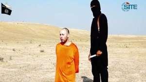 Islamistas revelan video con supuesta decapitación de otro periodista Video: