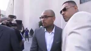 Chris Brown Pleads Guilty to Assault in DC Video: