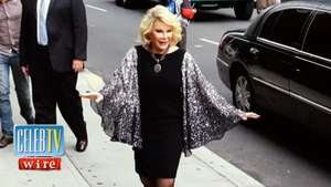Joan Rivers' Health Update Video: