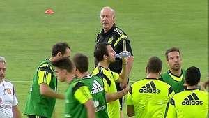 Arranca la nueva selección de España Video: