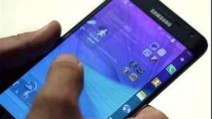 Samsung presenta su Galaxy Note 4 Video: