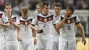 Alemanes lamentan derrota frentea a Argentina Video: