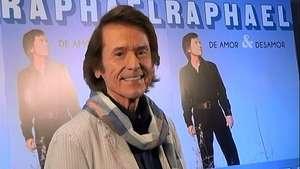 Raphael presenta en México su disco