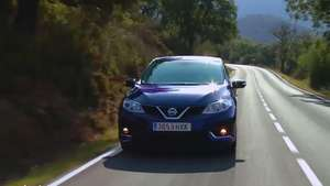 Nuevo Nissan Pulsar, made in Spain Video: