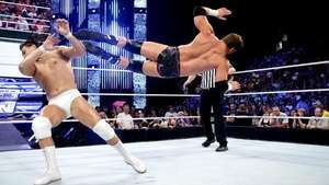 SmackDown: Bo Dallas despacha a Zack Ryder por la vía rápida Video: