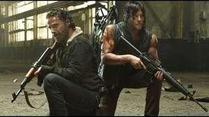 Nuevo trailer de la quinta temporada de 'The Walking Dead' Video: