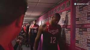 Estados Unidos mete miedo en el Mundial de baloncesto Video: