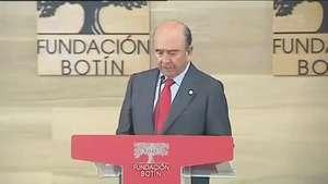 Fallece Emilio Botín Video: