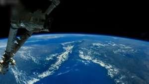 Astronauta registra imágenes de la Tierra en 4K Video: