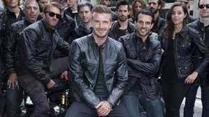 David Beckham Dabbles in Design With Belstaff Video: