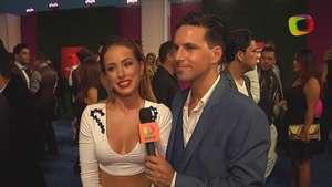 Sofía Lama y Leonardo Rey convencidos, los celos no caben en su relación Video: