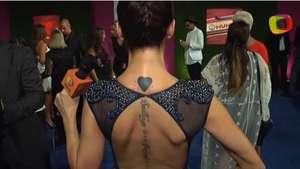 Te preguntas de quién es éste tatuaje? Video: