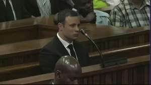 Judge: Pistorius Can't Be Found Guilty of Murder Video: