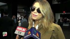 Michelle Salas vive feliz como bloguera de moda Video: