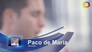 Paco de María volverá a conquistarte 'Cuando Quieras...' Video: