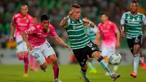 Jornada 8, Santos 2-0 León, Liga Mx, Apertura 2014 Video: