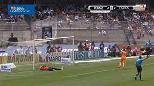 Jornada 8 Pumas 2-2 Tigres, Apertura 2014 Liga MX Video: