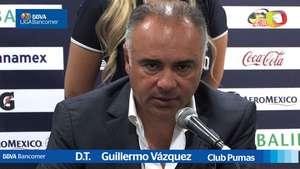 Jornada 8 Guillermo Vázquez, Pumas 2-2 Tigres, Apertura 2014 Liga MX Video: