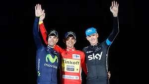 Contador gana la Vuelta a España Video: