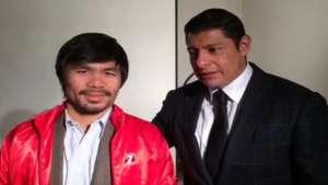 Paquiao espera pelea contra Mayweather Video: