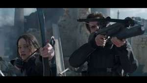 Checa el nuevo tráiler de 'The Hunger Games: Mockingjay – Part 1' Video: