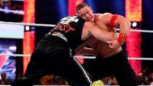RAW: Cena y Lesnar se dan de lo lindo a seis días de Night of Champions Video: