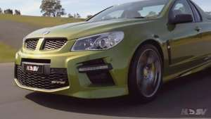 Video: HSV GTS Maloo Video: