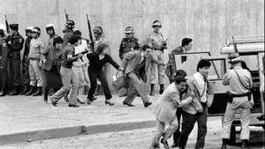 Así fue la toma al Palacio de Justicia por el M-19 en 1985 Video: