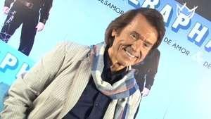 Raphael: 'Conmigo nunca van a escuchar la palabra retiro' Video: