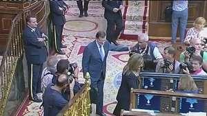 Rajoy advierte de que la UE no facilitará la entrada de los territorios separados Video: