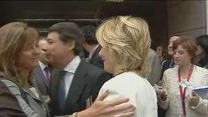 Esperanza Aguirre, citada a declarar como imputada el día 22 por desobediencia Video: