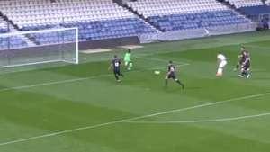 Eduardo Vargas anota en encuentro Sub 21 del QPR Video: