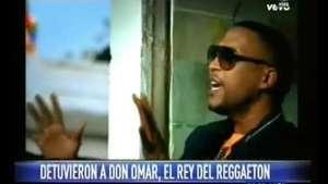 Don Omar es arrestado por violencia doméstica Video: