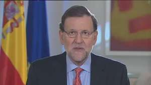 Mariano Rajoy felicita a los escoceses Video: