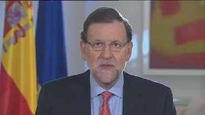 Mariano Rajoy felicita a los escoceses Video: