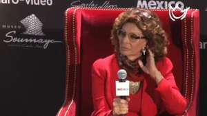 Sophia Loren celebra 80 años en México ¡con Slim! Video: