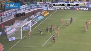 Jornada 9, Morelia 2-3 Pumas, Apertura 2014 Liga MX Video: