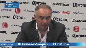 Jornada 9, Guillermo Vázquez, Morelia 0-0 Pumas, Apertura 2014 Liga MX Video: