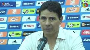 Luis Alfonso Sosa lamenta desaprovechar ventajas ante Tigres Video: