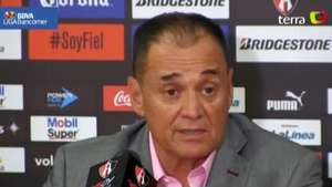 Auxiliar técnico del Atlas reconoce triunfo sufrido ante Cruz Azul Video: