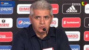 Luis Flores resalta contundencia del Querétaro, tras golear a Chivas a domicilio Video: