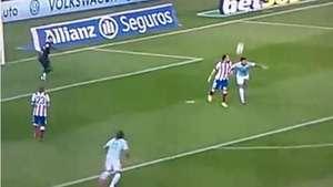 Espectacular: Gol de taco de chileno da la vuelta al mundo Video: