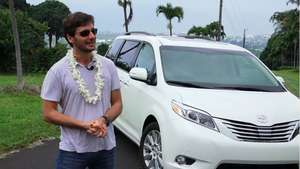 Video: Prueba Toyota Sienna 2015 Video: