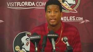 Florida State Suspends Winston for Entire Game Video: