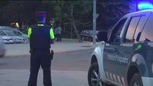 Se busca al hombre que apuñaló indiscriminadamente a cinco personas en Lleida Video: