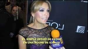 Thalía conquista la gran manzana Video: