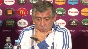 Fernando Santos es el nuevo entrenador de Portugal Video: